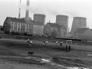 1950s, Allemagne, Chargesheimer .