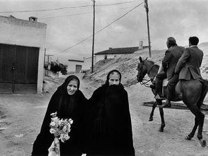 1971-1977, Espagne, Koudelka.