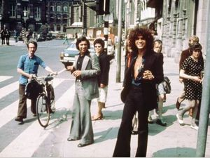 1970s, Amsterdam,  Ed van der Elsken
