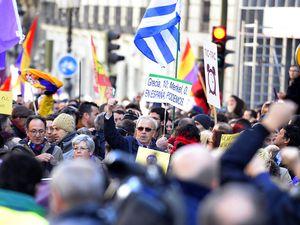 2010s, La Crise en Europe.