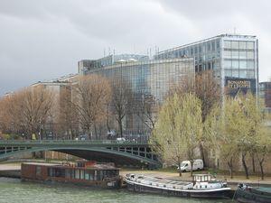 IMA, Musée des Arts Premiers, La Vilette, La Géode
