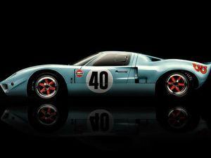 Dans l'ordre : Southern GT GT40, Autosport GP Engineering GT-Forte, Safir GT40 MKV (1980), Brightwheel GT40, Mirage GT40, RML GT40