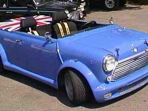 Mini Speedster Hommage