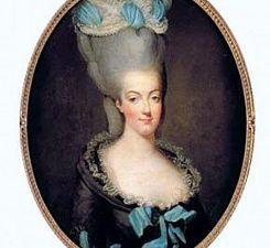 1789 La Reine Marie Antoinette