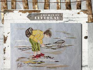 """PORT25 """" Mon petit âne """" / PORT26 """" les poissons"""" / PORT27 """" La Cigogne """" / PORT28 """" Le Ciré jaune """" / PORT29 """" Le Chevalier Gambette """" / PORT30 """" Les 3 Mâts """" / PORT31 """" Les Huitriers pie"""" / PORT32 """" Gros poissons"""""""