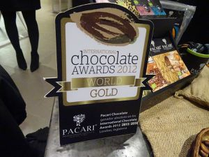 Dégustation de chocolats avec Pacari