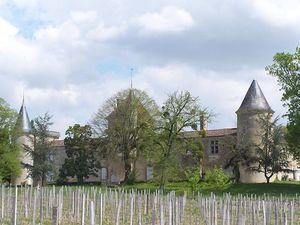 Château de Malromé, Toulouse-Lautrec, Cl. Henry Salomé, wikipedia, avec mes remerciements