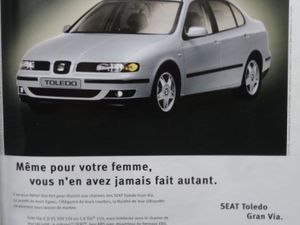 Paysages-voiture-Seat-Toledo-Gran-Via-Geo-2001.06-Cl. Elisabeth Poulain