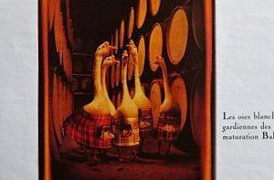 Pubs Ballantine's. Sa richesse est à l'intérieur, Capital  mai-juin 1999, Cl. Elisabeth Poulain