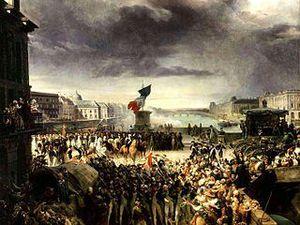 Léon Cogniet-La Garde nationale de Paris, 1792, Versailles, Musée de l'Armée, wikipedia, BlogElisabethPoulain