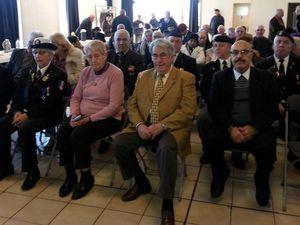 Assemblée générale de l'association Harkis de Grasse (06)