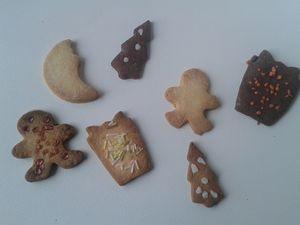 Biscuits de Noël (recette!!)