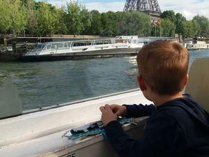Notre week-end parisien mère-fils