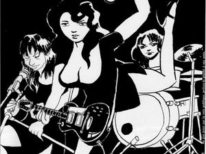 point bar bd n°9 spécial rock'n'roll