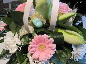 Le bouquet de Jean-Hugues et Françoise
