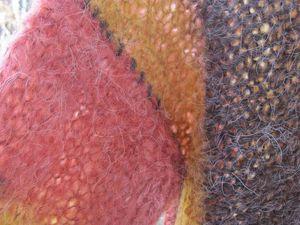 Le tricot de 1er janvier... ou la laine qui n'était pas pour moi, finalement !