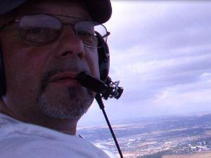 Atterrissage à Queenstown, vue cockpit (vidéo)
