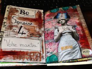 positiv attitude art journal janvier
