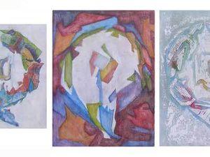 Catherine Solier, peintures 2008/2009