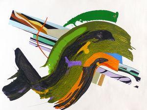 Peintures d'Isabelle Bisson, 2015