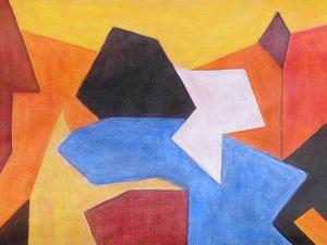 Catherine Solier, peintures 2014