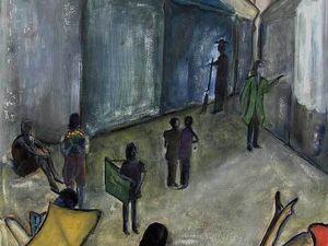 Yolande Bernard, Figures et lieux