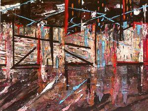 Daielle Reissner, peintures 2006