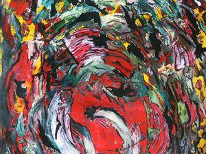 Danielle Reissner, peintures 2015 (I)