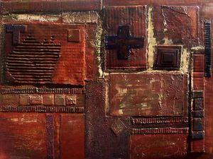 Françoise Guillemare, peintures 2003 (I)