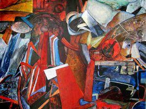 Françoise Guillemare, peintures 2010 (II)