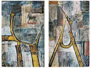 Françoise Guillemare, peintures 2003 (II)