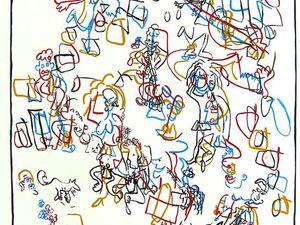 Anum, peintures 2007-2008