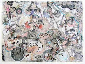 Anum, peintures 2012