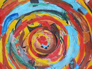 Peintures de : Gisèle Dubois - Magda Rebutato - Elise Durand-Bazin - Jacqueline Sabbah (cliquez pour agrandir)