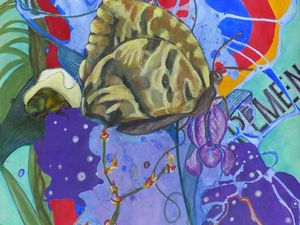 Peintures de Yolande Bernard (cliquez pour agrandir)