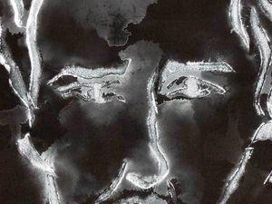 Monotypes de Marie-Agnès Rerolle (cliquez pour agrandir)