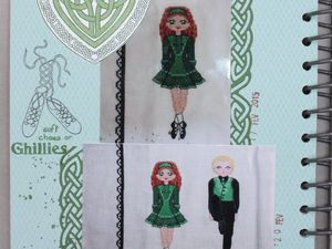 Mini-album : Irish Dancing (p 22 et 23)