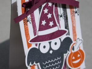 Une future pochette pour Halloween
