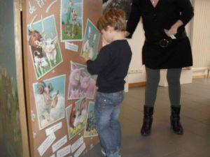 Exposition sur les animaux de la ferme