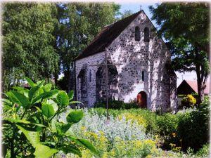 La chapelle Saint-Blaise des Simples à Milly-la-Forët