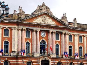 Le Capitole, Hôtel de Ville de Toulouse
