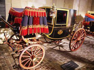 La Grande Ecurie du Roi à Versailles et la galerie des Carrosses