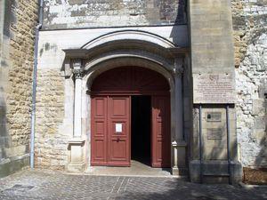 L'église Saint-Jean-du-Marché