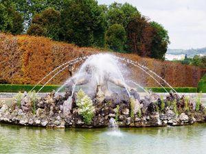 Le château de Champs-sur-Marne et son parc