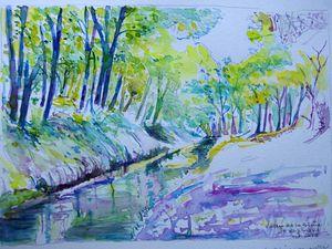Promenade le long de la Bièvre et petite histoire de cette rivière