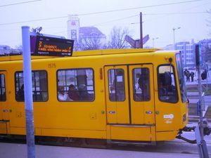 Les tramways de Budapest
