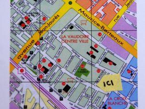 Sources : Plan Google Maps