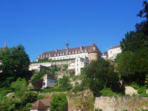 Avallon, beau village de l'Yonne