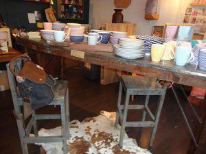 Décoration : Le Chantier de Jeanne objets accessoires et meubles à PAIMPOL
