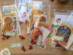 {Concours} #13 Mes petits cadeaux venus d'Inde.
